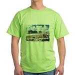Forks, WA. 1 Green T-Shirt
