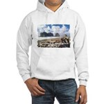 Forks, WA. 1 Hooded Sweatshirt