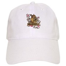 Squirrely Squirrel Lover Baseball Cap