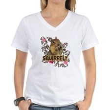Squirrely Squirrel Lover Shirt