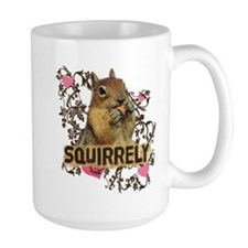 Squirrely Squirrel Lover Mug