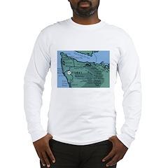 Forks, WA. 2 Long Sleeve T-Shirt