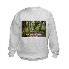 Forks, WA. 3 Sweatshirt
