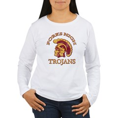 Forks High Trojans T-Shirt