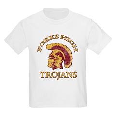 Forks High Trojans T-Shirt