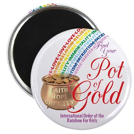 IORG-Pot Of Gold Magnet