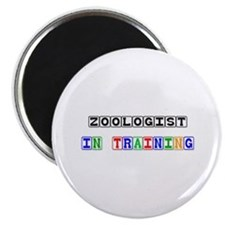 Zoologist In Training Magnet