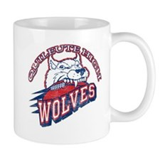 Quileute High Wolves Mug