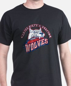 Quileute High Wolves T-Shirt