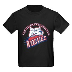 Quileute High Wolves T
