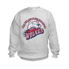 Quileute High Wolves Sweatshirt
