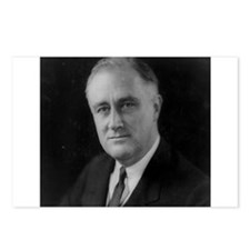 Franklin Roosevelt Postcards (Package of 8)