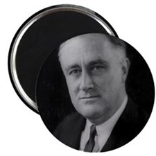 Franklin Roosevelt Magnet