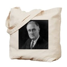 Franklin Roosevelt Tote Bag