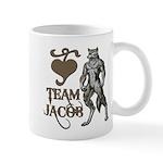 Team Jacob Mug