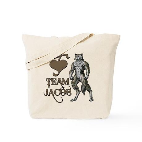 Team Jacob Tote Bag 59