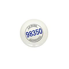 La Push 98350 Mini Button (100 pack)