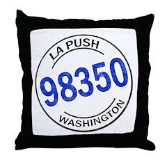 La Push 98350 Throw Pillow