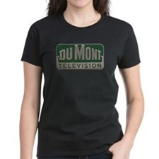 DuMont Women's Black T-Shirt