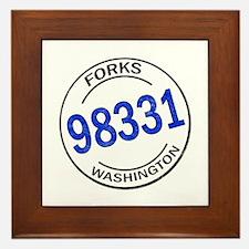 Forks 98331 Framed Tile