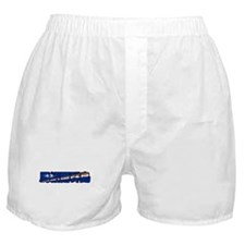 Marshall Islands in Chinese Boxer Shorts