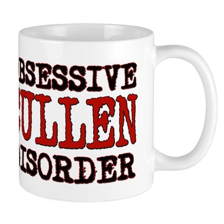 OCD - Obsessive Cullen Disorder Mug