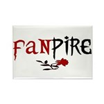 Fanpire Rectangle Magnet (10 pack)