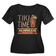 Acapulco Tiki Time - T