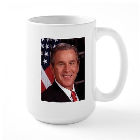 George W. Bush Large Mug