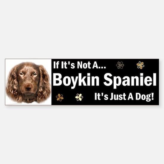 Boykin Spaniel Sticker (Bumper 10 pk)