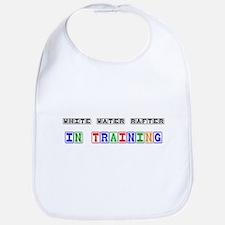 White Water Rafter In Training Bib
