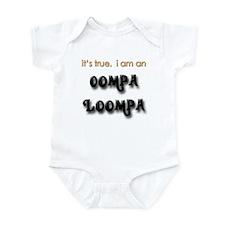 It's True, I am an Oompa Loompa Bodysuit