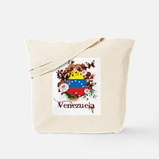 Butterfly Venezuela Tote Bag