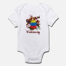 Butterfly Venezuela Infant Bodysuit