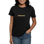 You Belong In Therapy Women's Dark T-Shirt