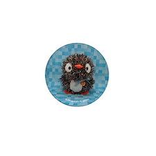 Amigurumi Penguin Button