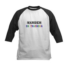 Warden In Training Tee