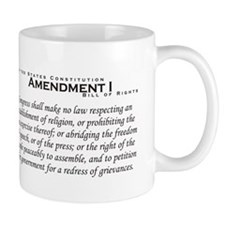 Amendment I Mug