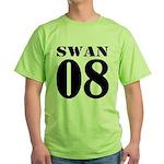 Team Swan Jersey Green T-Shirt