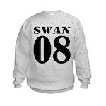 Team Swan Jersey Kids Sweatshirt