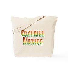 Cozumel Mexico - Tote or Beach Bag