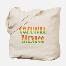 Cozumel Mexico - Tote or Beach Bag