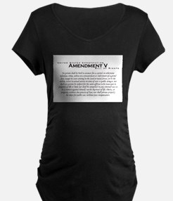 Amendment V T-Shirt