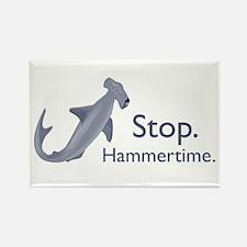 Stop Hammertime Rectangle Magnet