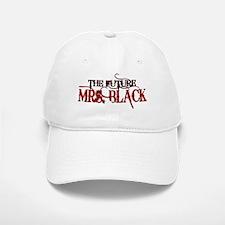 Future Mrs. Black Baseball Baseball Cap