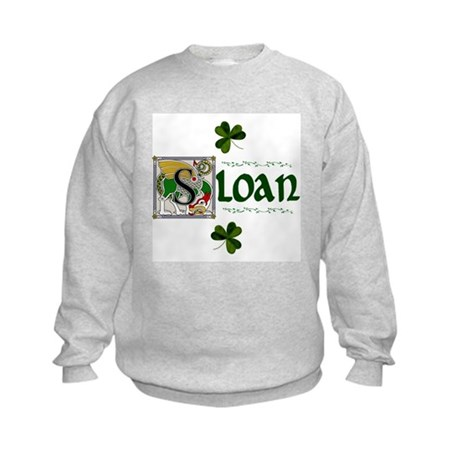 Sloan Celtic Dragon Kids Sweatshirt