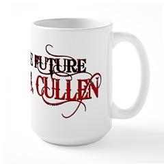Future Mrs. Cullen Large Mug
