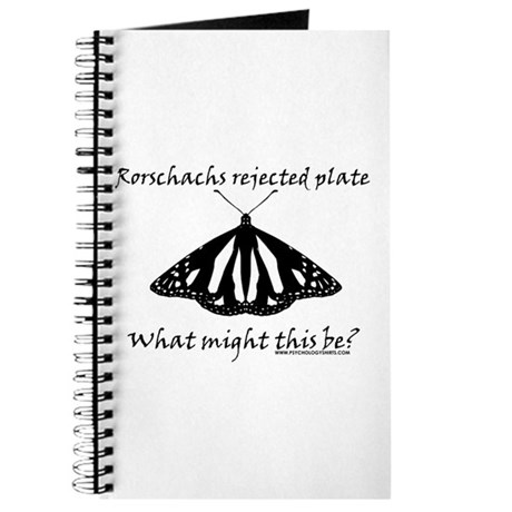 Rorschachs Rejected Plate 1 Journal