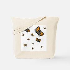 Butterflies - Tote Bag