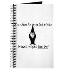 Rorschachs Rejected Plate 3 Journal
